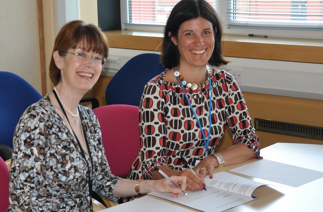 CIC and Social Enterprise Mark agreement
