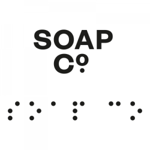 The Soap Co. logo