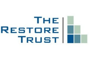 The Restore Trust logo