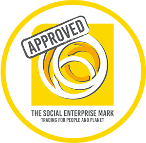 Social Enterprise Mark badge