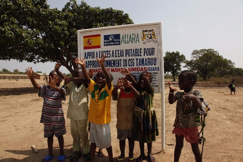 Benin-Tamarou