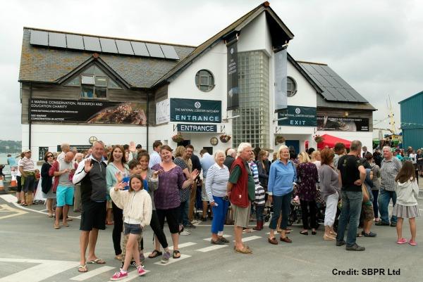 National-Lobster-Hatchery-building-royal-visit_SBPR-Ltd