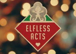 #ElflessActs