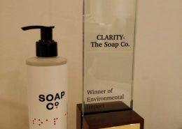 The Soap Co. win PwC Award