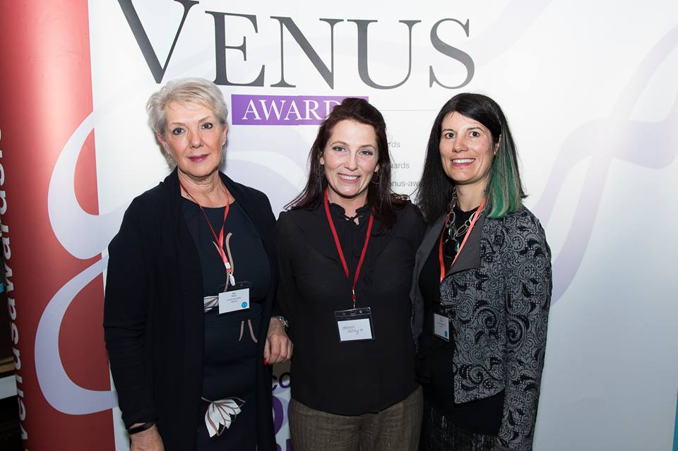 Lucy Findlay shortlisted for Venus Awards