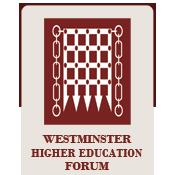 Westminster Higher Education Forum logo