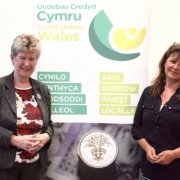 Jane Hutt appointed as Patron of Credit Unions of Wales