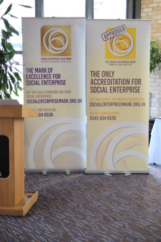 Social Enterprise Mark CIC conference