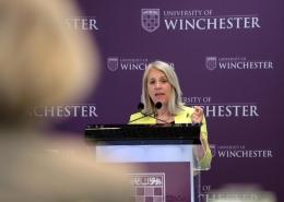 Professor Joy Carter University of Winchester