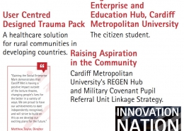 Cardiff Metropolitan University in HEFCW report