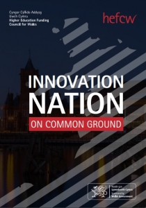 HEFCW Innovation Nation report