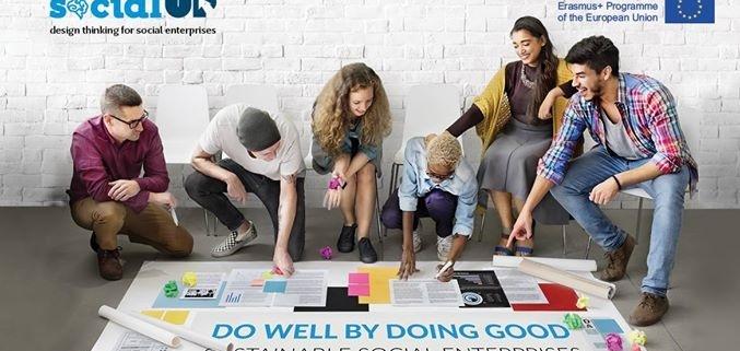 Social UP: Design Thinking for social enterprises