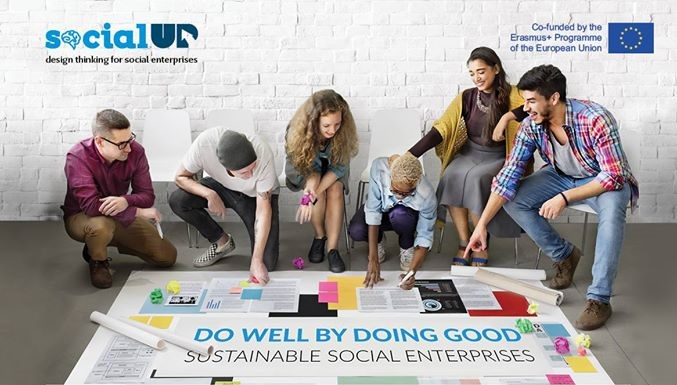 Social UP: Design Thinking for social enterprises