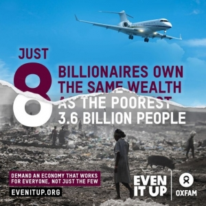 Oxfam report: An Economy for the 99%