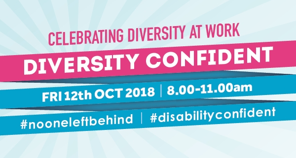 Diversity Confident event Plymouth 12th October