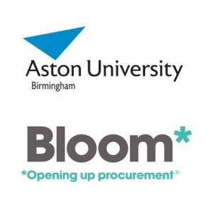 Aston University & Bloom Procurement Services