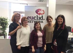 Lucy Findlay at Euclid PeerEx 2018