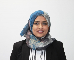 Shaziya Somji, Harris Accountancy Services