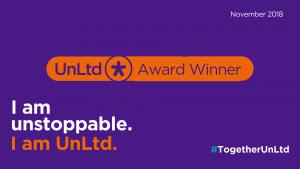 UnLtd award