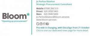 Bloom contact details