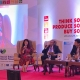 Lucy Findlay speaking at International Social Enterprise Conference in Sri Lanka