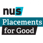 NUS Placements for Good logo