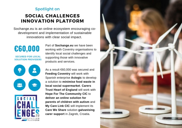 Social Challenges Innovation Plaform