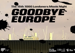 Goodbye Europe movie nights