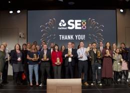 2019 SE100 award winners