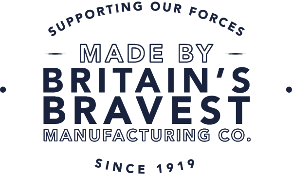 Britain's Bravest Manufacturing Company logo