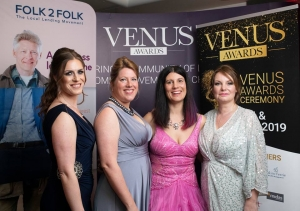 Finalists of Influential Woman category at 2019 Venus Awards
