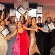 Devon & Conwall Venus Awards winners