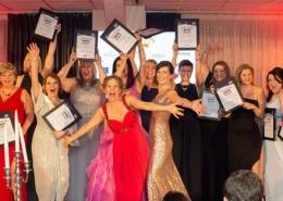 Devon & Conwall Venus Awards winners