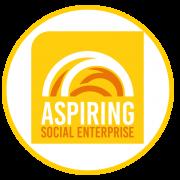 Aspiring Social Enterprise badge