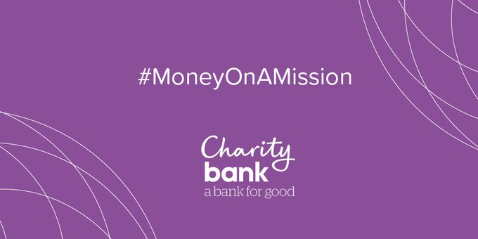 Charity Bank #MoneyOnAMission