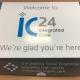 IC24 welcome box