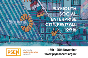 Plymouth Social Enterprise City Festival 2019 banner