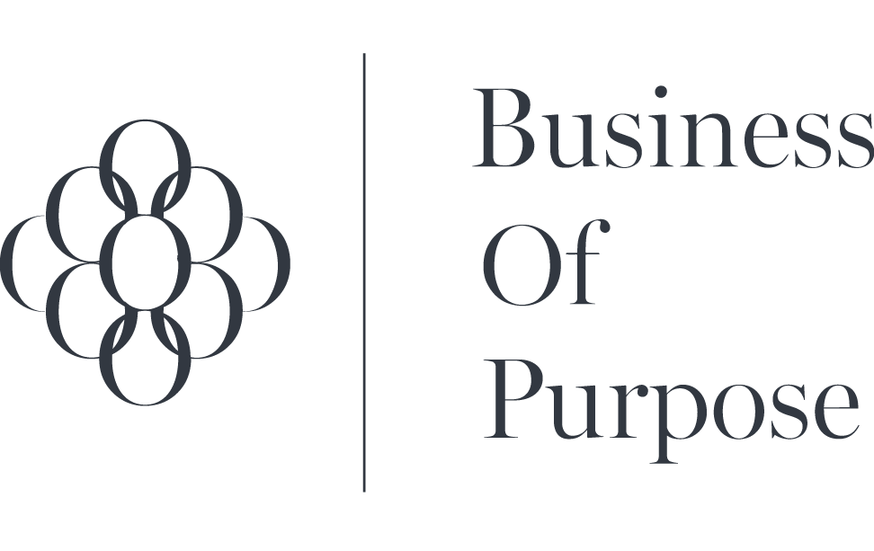 Business of Purpose logo