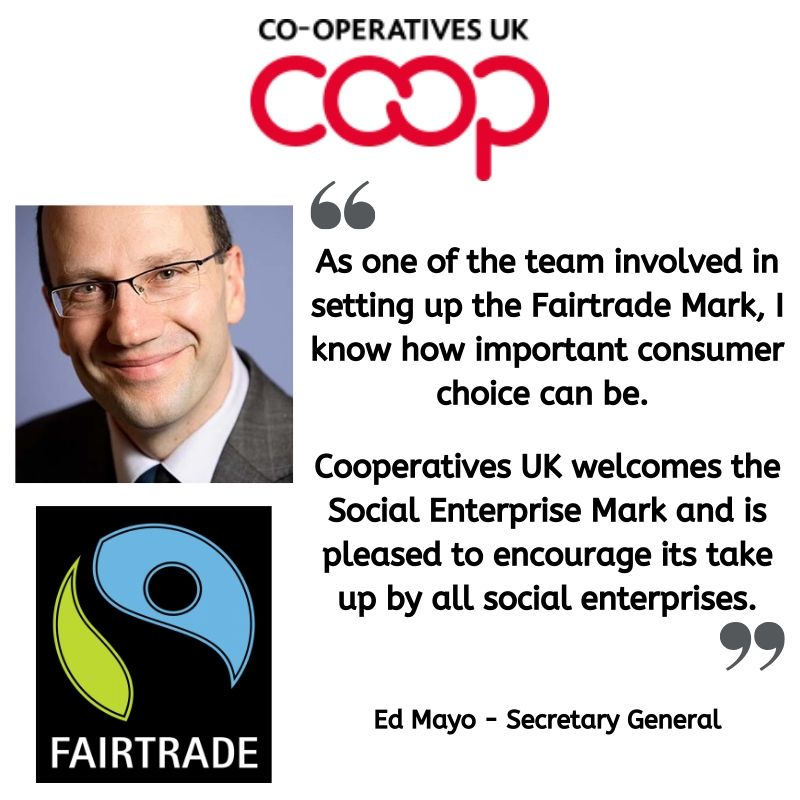 Testimonial from Ed Mayo at Co-operatives UK