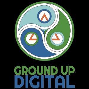 Ground Up Digital logo