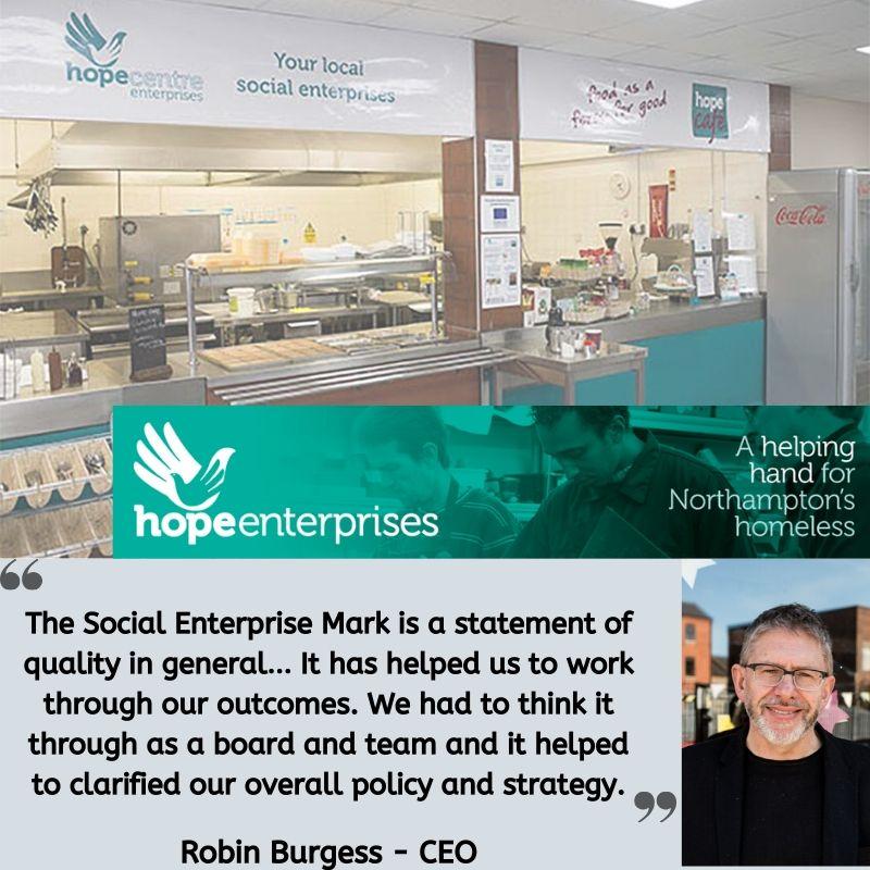 Testimonial from Robin Burgess at Hope Enterprises