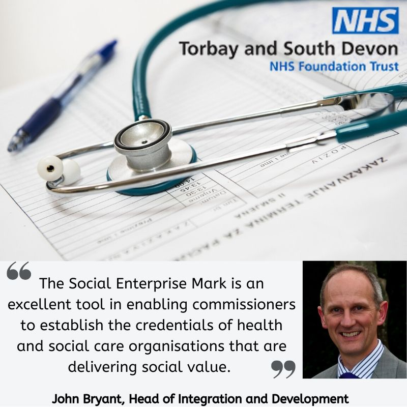 Testimonial from John Bryant at Torbay and South Devon NHS Foundation Trust