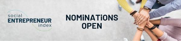 Social Entrepreneurs Index open for nominations