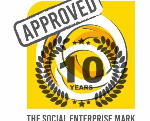 Social Enterprise Mark 10th anniversary