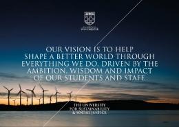 University of Winchester strategic vision