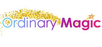 Ordinary Magic logo