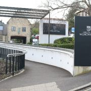 Photo of the front entrance of the University of Winchester campus