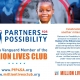 Partners for Possibility is now a Vanguard member of the Million Lives Club