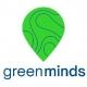Green Minds logo