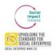 Social Impact Ireland and Social Enterprise Mark CIC logos